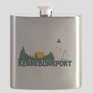 Kennebunkport ME - Beach Design. Flask