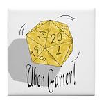Uber Gamer! Tile Coaster