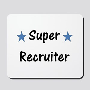 Super Recruiter Mousepad