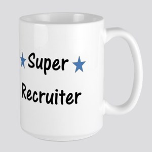 Super Recruiter Large Mug