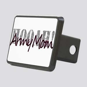 Army Mom Rectangular Hitch Cover