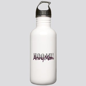 Army Mom Stainless Water Bottle 1.0L