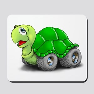 Speedy The Turtle Mousepad
