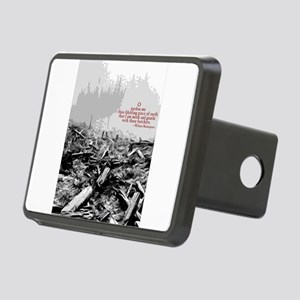 ClearCut2 Rectangular Hitch Cover