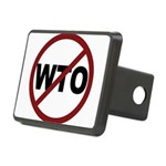 3-No WTO Rectangular Hitch Cover