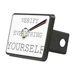 Verify Everything Yourself Rectangular Hitch C