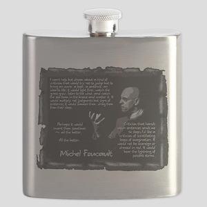 Foucault-Criticism-Posters Flask