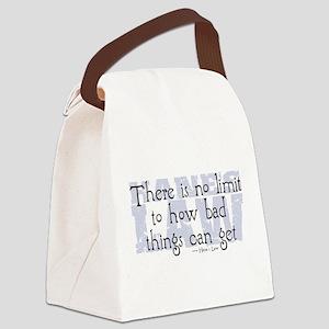 Hane's Law Canvas Lunch Bag