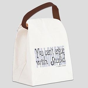 Callahan's Principle Canvas Lunch Bag