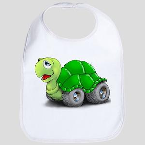 Speedy The Turtle Bib