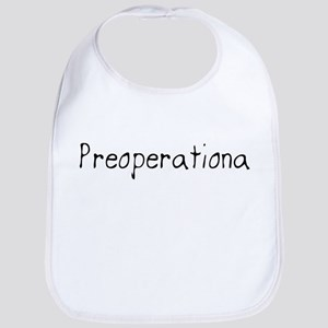 Preoperational Bib