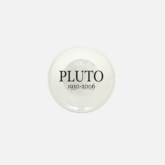 Goodbye Pluto Mini Button