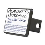 3-Outside Voice Rectangular Hitch Cover