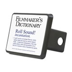 Roll Sound Rectangular Hitch Cover