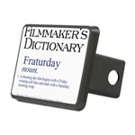 Fraturday Rectangular Hitch Cover