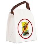 No Fool Canvas Lunch Bag