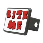 Bite Me Rectangular Hitch Cover