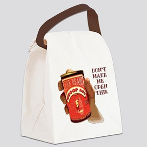 Fist 'O Whoop Ass II Canvas Lunch Bag