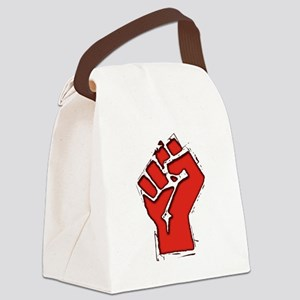 AnarchyFist Canvas Lunch Bag