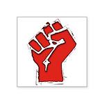 AnarchyFist Square Sticker 3