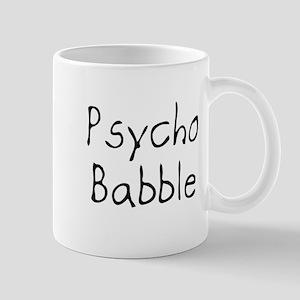 Psycho Babble Mug