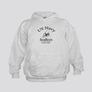 SeaBee Shirt Photo Kids Hoodie