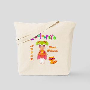 Lanaloopsys Super Best Friend Tote Bag