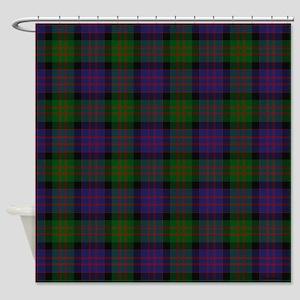 Macdonald Clan Tartan Celtic Shower Curtain