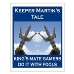 King's Mate Gamers: Poster