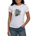 Tropical African Greys Women's T-Shirt