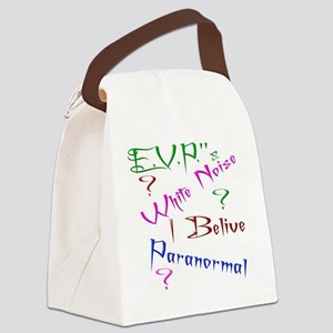 E.V.P.s Canvas Lunch Bag