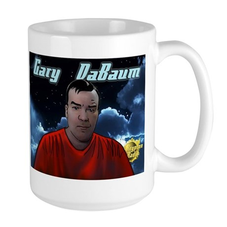 Gary DaBaum! Large Mug
