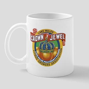 Crown Jewel Right-handed Mug