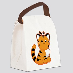 Tiger, Tiger Canvas Lunch Bag