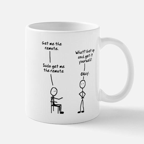 Sudo Mug