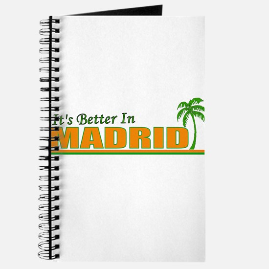 Cute Real madrid Journal