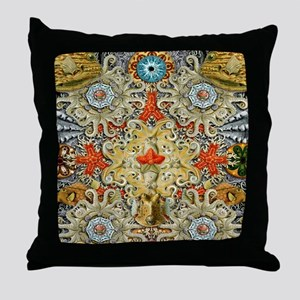 Forms of Nature 5 Throw Pillow