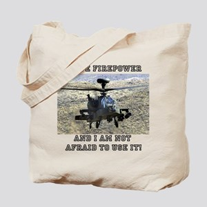 Airpower! Tote Bag