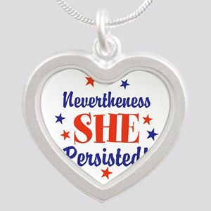 nevertheless she persisted Necklaces
