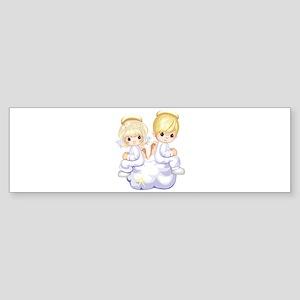 PRECIOUS ANGELS Bumper Sticker