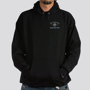 ENTERING DOT Hoodie (dark)