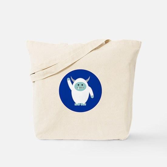Lil Yeti Tote Bag