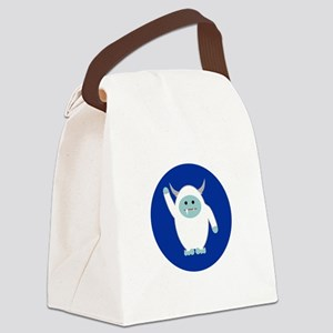 Lil Yeti Canvas Lunch Bag