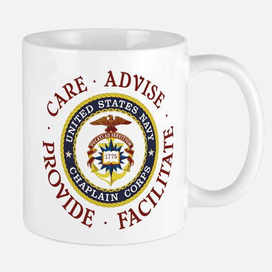 Care Advise Provide Facilitate Mug
