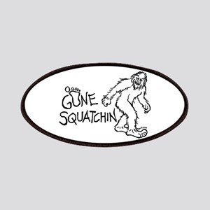 Gone Squatchin Patches