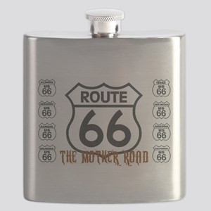 The Mother Road Flask