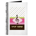 Personalized Music Practice Notebook