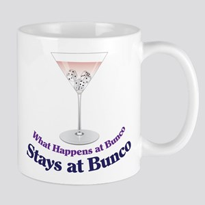 What Happens at Bunco Mug