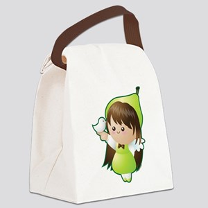 Fruit of the Spirit: Peace Canvas Lunch Bag