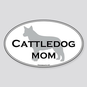 ACD MOM Oval Sticker